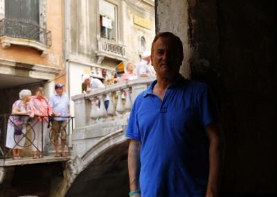 Self Portrait Venice