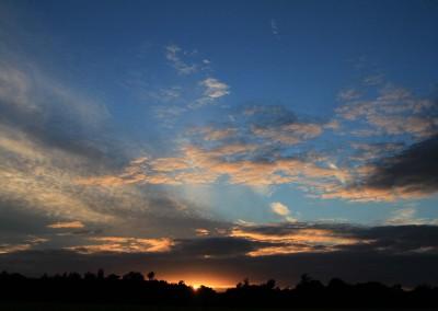 Sunset Shankill Park